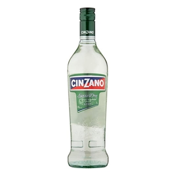 Picture of CINZANO VERMOUTH EXTRA DRY 18%