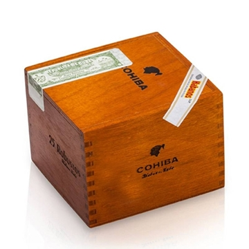 Picture of Cohiba Robusto SLB (25 cigars)