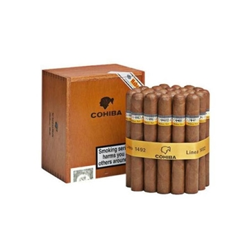 Picture of Cohiba Siglo VI Box of 25 Havana Cigars