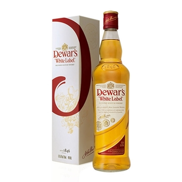 Picture of Dewar's White Label Whisky (1L) With Gift Box