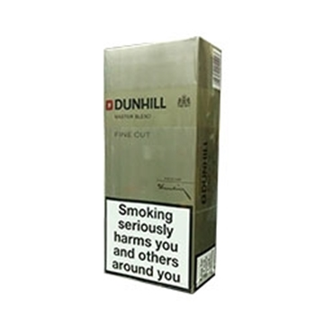 Picture of Dunhill Fine Cut Gold/White