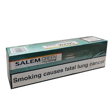 Picture of Salem Green Menthol Cigarette
