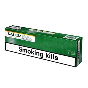 Picture of Salem Menthol King Size Soft Box Cigarette