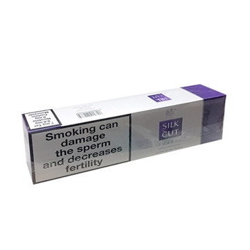 Picture of Silk Cut Purple King Size Cigarette