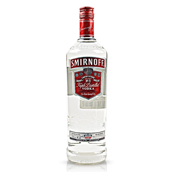 Picture of Smirnoff Red Vodka (1L)
