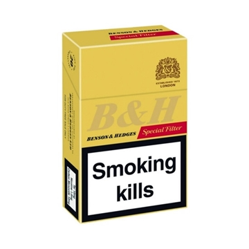 Picture of Special Price: Benson & Hedges Special Filter King Box Cigarette