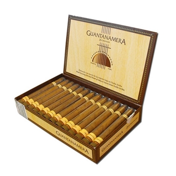 Picture of Special Price: Guantanamera Cristales (25 Cuban Cigars)