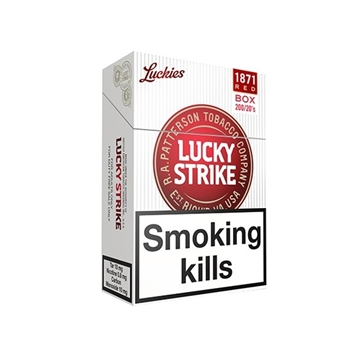 Picture of Special Price-Lucky Strike Red King Box Cigarette