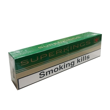 Picture of Special Price-Superkings Menthol 100 Cigarettes
