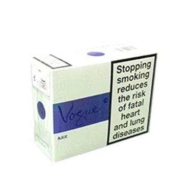 Picture of Special Price-Vogue Blue Super Slim Cigarette