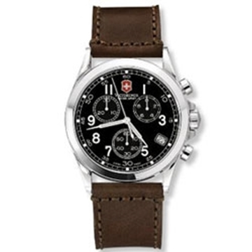 Picture of SWISS ARMY INFANTRY CHRONO LEA