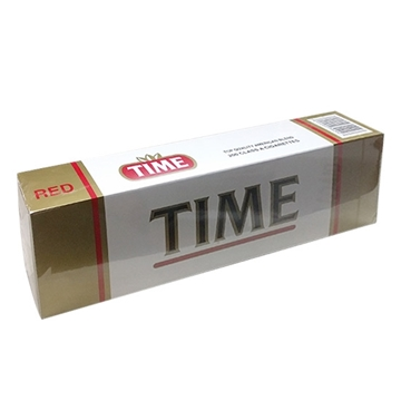 Picture of Time Red King Box Cigarettes
