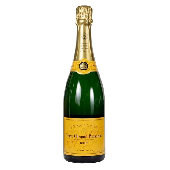 Picture of Veuve Clicquot Brut Champagne 75 CL