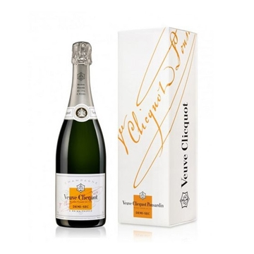Picture of VEUVE CLICQUOT DEMI SECK CHAMP