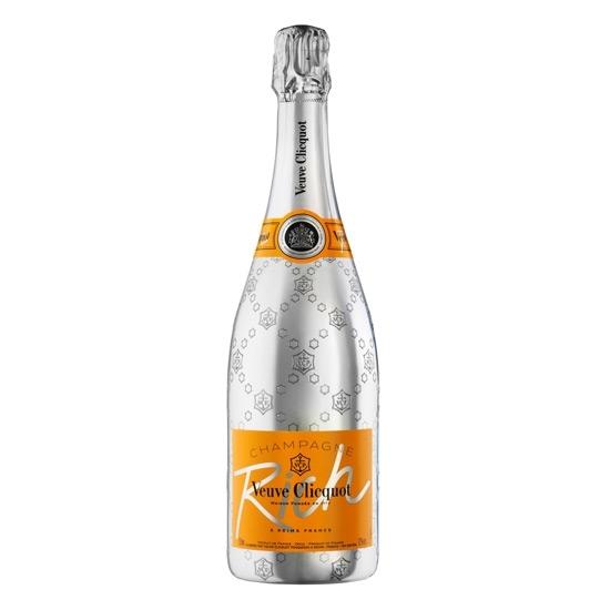 Picture of Veuve Clicquot Rich 12% Vol 75 CL