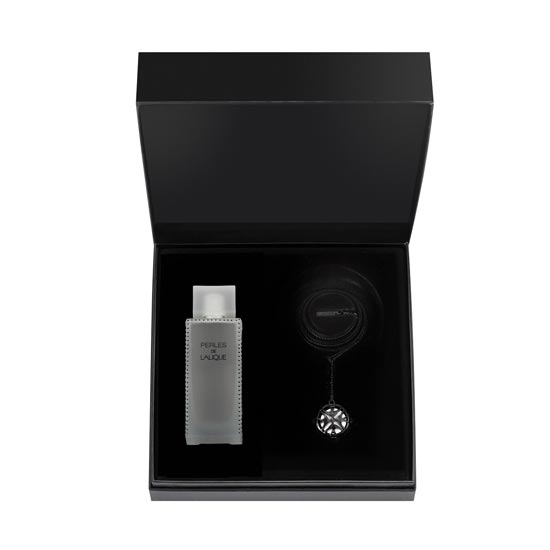 Picture of Lalique Perles de Lalique 2013 Christmas Set (EDP 100ml, Necklace to be perfumed)