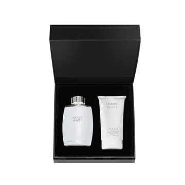 Picture of Lalique White 2013 Father's Day Set (Eau de Toilette 125 ml, Shower Gel 150ml)