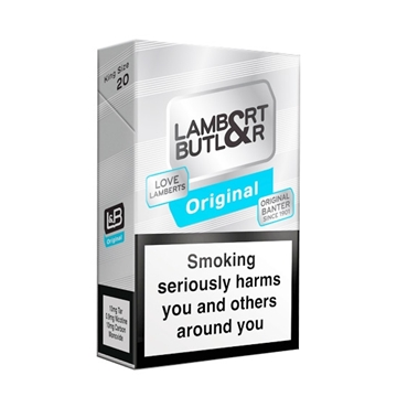 Picture of Lambert & Butler Cigarettes Carton