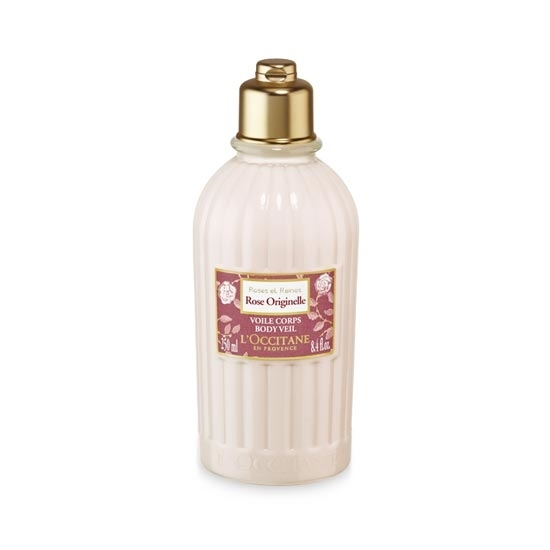 Picture of L'Occitane Rose Body Lotion (250 ml./8.8 oz.)