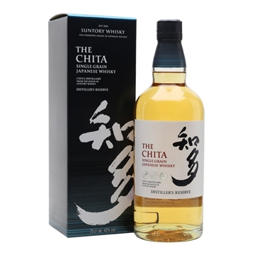 Picture of Suntory The Chita Single Grain Japanese Whisky 75cl (43%)