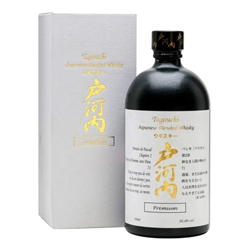 Picture of Togouchi Premium Blended Japanese Whisky