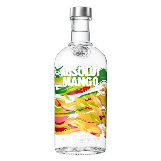 Picture of ABSOLUT MANGO 40% VODKA
