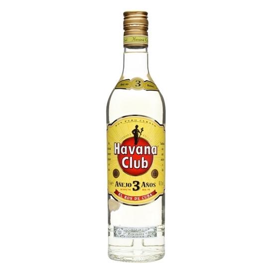Picture of HAVANA CLUB 3 Y.O  RUM