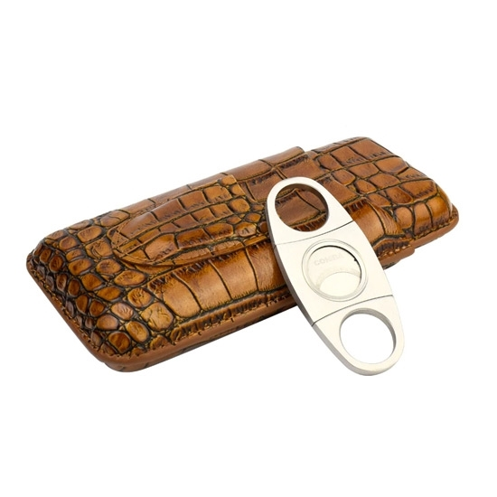 Picture of 3 FIN CIGAR LEATHER