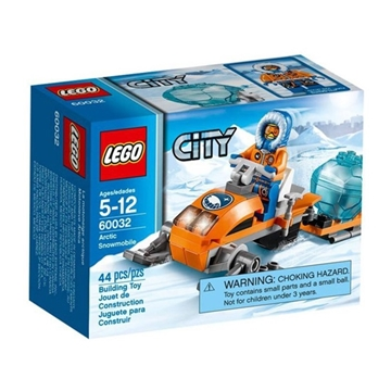 Picture of Lego Arctic Snowmobile