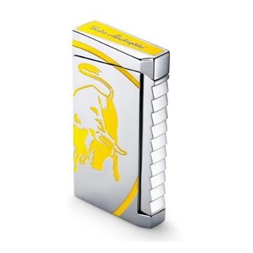 Picture of Tonino Lamborghini Il Toro Yellow Torch Flame Lighter