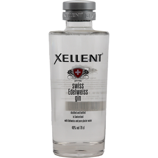 Picture of XELLENT SWISS EDELWEIS GIN 70 CL