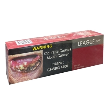 Picture of LEAGUE CLASSIC CIGARETTES