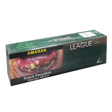 Picture of LEAGUE MENTHOL CIGARETTES
