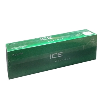 Picture of DEVON ICE MENTHOL CIGARETTES