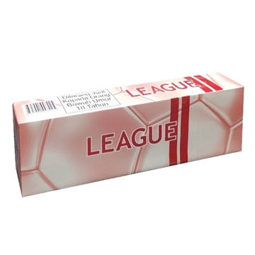 Picture of LEAGUE FULL FLAVOUR CIGARETTES