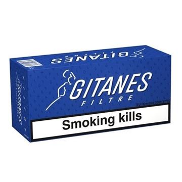 Picture of Gitanes Brunes Filter Cigarette