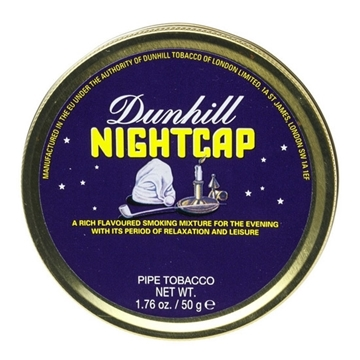Picture of Dunhill Nightcap Pipe Tobacco (3 X 50 GR)