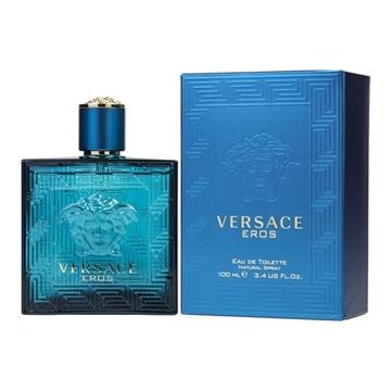 Picture of Versace Eros Eau De Toilette Spray (100 ml./3.4 oz.)