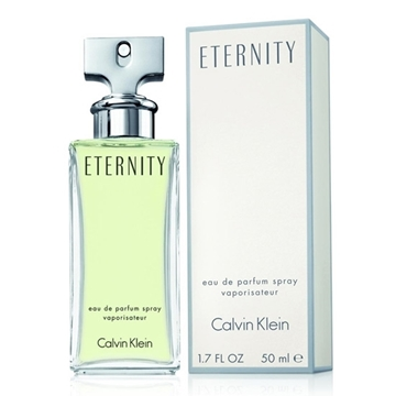 Picture of Calvin Klein Eternity EDT for Women (100 ml./3.4 oz.)