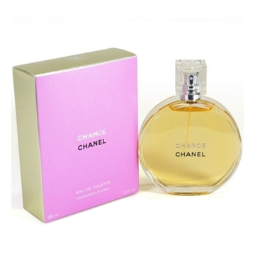 Picture of Chanel Chance Eau De Toilette Vaporisateur Spray (100 ml./3.4 oz.)