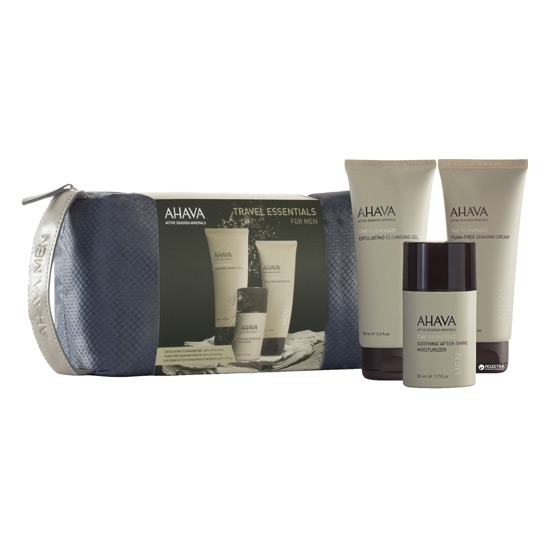 Picture of Ahava Shave Cream Kit (100 ml X 2+50 ML)