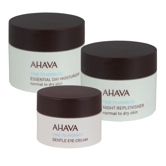 Picture of Ahava Face Cream + Eye Cream (15ml+50ml+85ml)