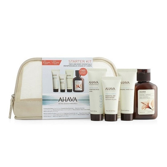 Picture of AHAVA F/C+MASK+KIT