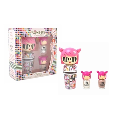 Picture of KOKESHI CHEERY EDT+2 NAIL LACQ