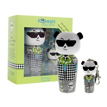 Picture of KOKESHI BAMBU EDT + KEY RING