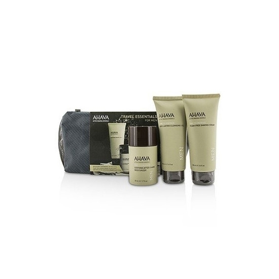 Picture of Ahava Face Cream + Hand Cream + Travel Kit (100x2+50ml)