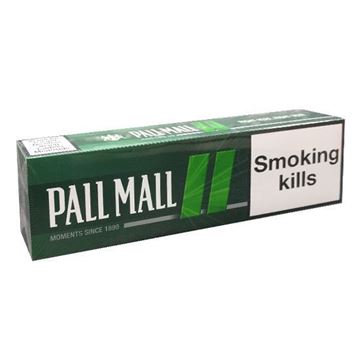 Picture of Pall Mall Menthol Alaska