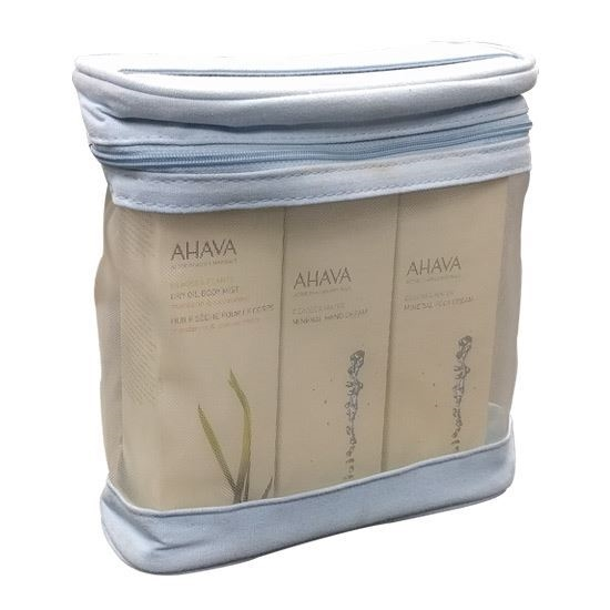 Picture of Ahava Plants Algea Hand Cream + Foot Cream Set 3X(100 ml./3.4 oz.)