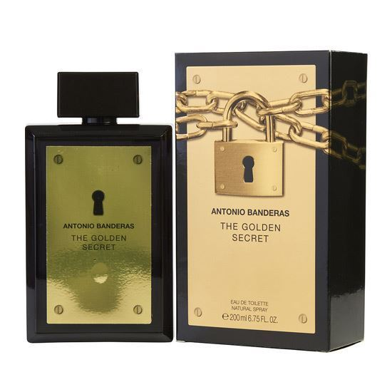 Picture of Antonio Banderas The Golden Secret EDT