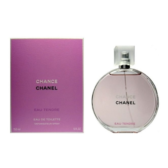 Picture of Chanel Chance Tendre Eau De Toilette Spray For Women (150 ml./5 oz.)